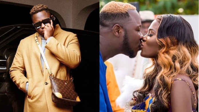 'I Didn't Notice My Wife Collapsed On Our Wedding Day Because I Was Drunk' – Medikal (Video)