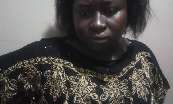 Nkoranza: Female leader of a notorious robbery syndicate arrested
