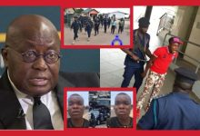 Photo of Ei Nana Addo government: Citi FM journalist arrested just cos he filmed National Security