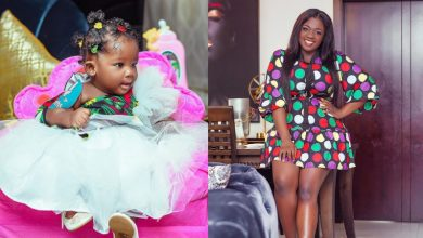 Photo of PHOTO: Actress Tracey Boakye still celebrates daughter in latest post