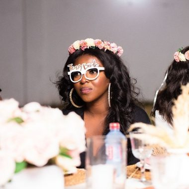 Photos And Videos Of Yvonne Okoro's Secret Bridal Shower Goes Viral Few Days After Her Sister's Wedding