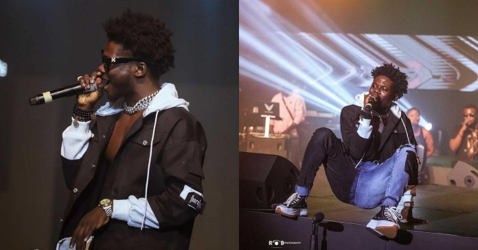 Winning VGMA Artiste Of The Year Again Won't Be News – Kuami Eugene Positive Of 2nd Time Win