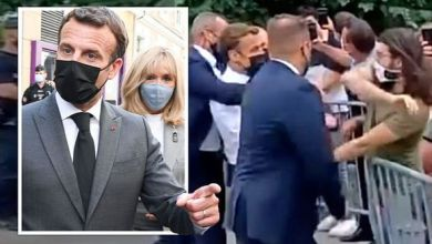 """Photo of """"He deserves the slap & I don't regret"""" – Man who slapped French President says before sentenced to 4 months in jail"""