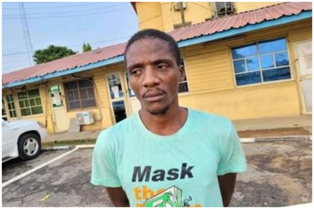 Robber and ex-convict who was taken to church by his sister for deliverance robs church member
