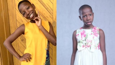 Photo of 11-year old comedienne, Emmanuella reacts to pregnancy rumours