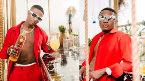The girl that tells you 'baby goodnight' is telling another guy that she can't sleep' – Wizkid
