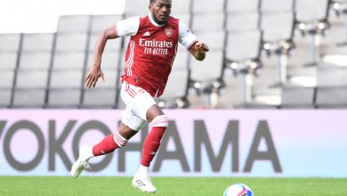 Photo of Arsenal's Ainsley Maitland-Niles involved in serious car accident (Photo)