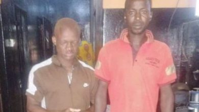 Photo of Walewale: CCTV camera helps police arrest two suspected robbers who robbed mobile money shop of GH¢25,000