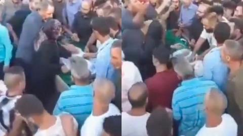 Dead man comes back to life moments before burial, mourners in shock as they ran for their lives [Video]