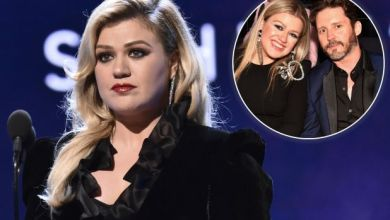 Photo of American singer Kelly Clarkson ordered to pay estranged husband Brandon Blackstock $2.4M each year in spousal support [Details]