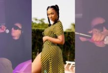 Photo of Hajia4Real Gives Energetic First Live Performance Of Her New Single, 'My Baby'