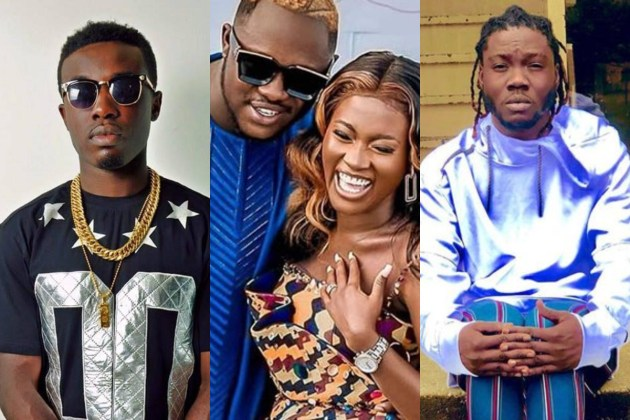 Criss Waddle Slept With His Prodigy's Wife, Fella Makafui – Showboy Alleges