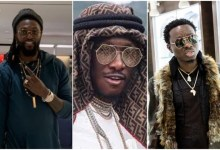 Photo of Despite the ban on clubbing, Ghanaian millionaire Cheddar storms club with his dog to have fun with Adebayor, other rich friends (Watch)