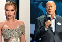 Photo of Disney CEO talks about 'resetting talent deals' after Scarlett Johansson sued company