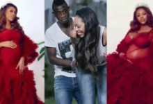 Photo of Kennedy Agyapong welcomes new baby with Afriyie Acquah's ex-wife Amanda | VIDEO