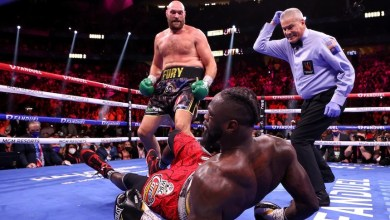 Photo of Deontay Wilder Rushed To The Hospital After Been Beaten By Tyson Fury