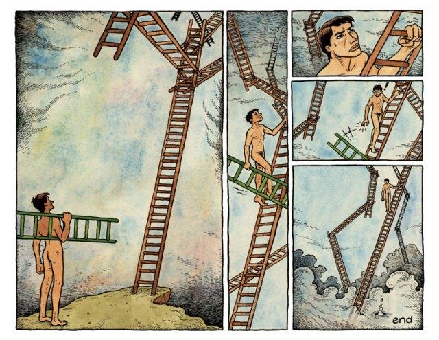 Ladder Bearer page 2