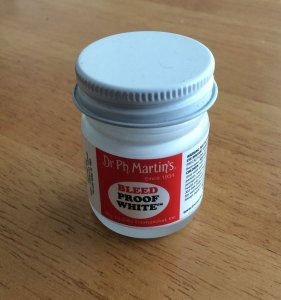 Dr Ph Martin's Bleed Proof White
