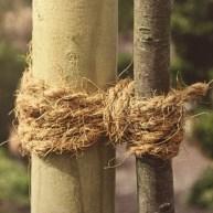 Afbeeldingsresultaat voor knopen met kokostouw