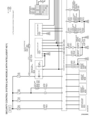 Wiring diagram  Security Control System with intelligent