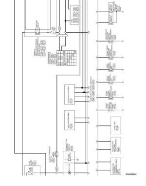 Wiring diagram  Body Control System With intelligent key