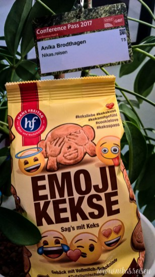 Emoji Kekse Namensschild