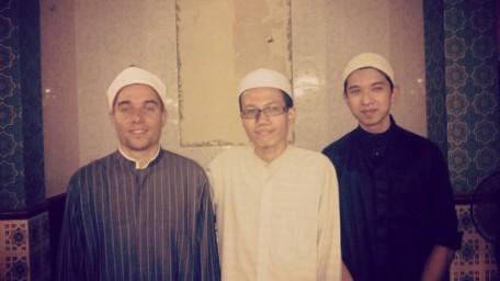 Imam, aku dan elfy