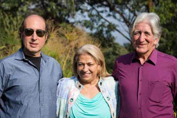 Ken Kosik, Lucia Madrigal, and Francisco Lopera. They worked for decades with members of a family in Colombia who carry the PS1 mutation for Alzheimer's.