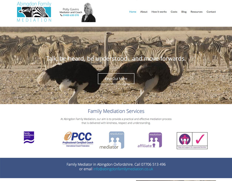 Abingdon Family Mediation