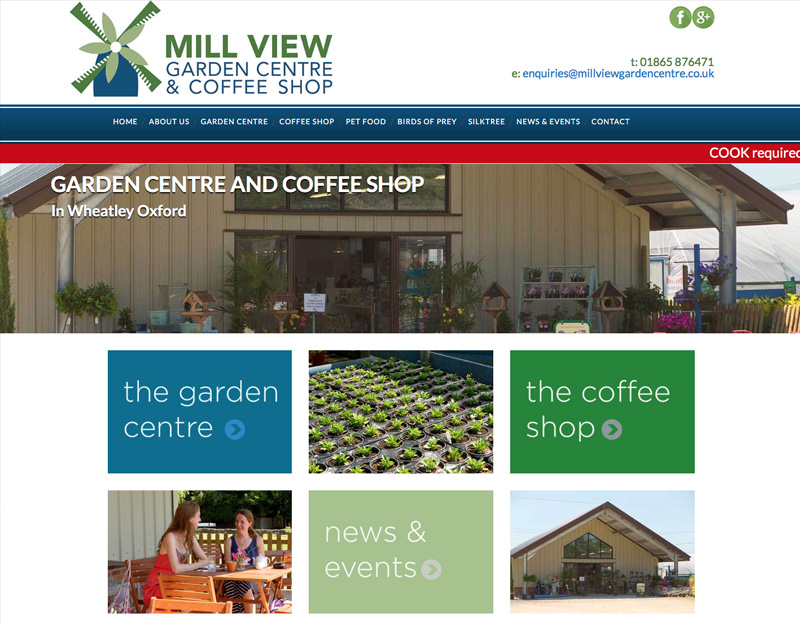 Mill View Garden Centre