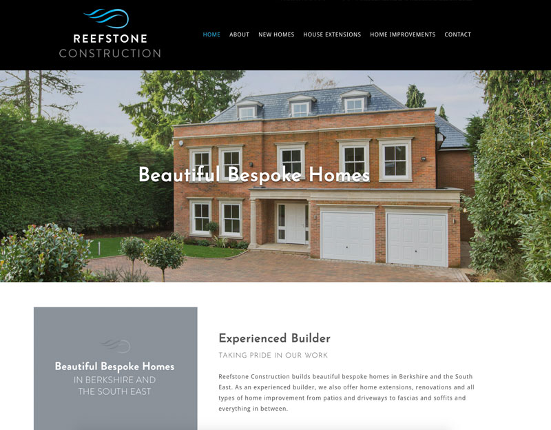 Reefstone Construction