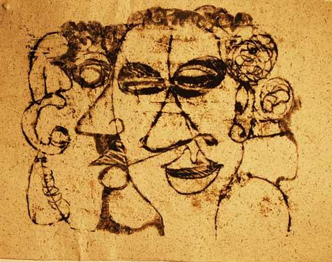 Resultado de imagem para 7 faces