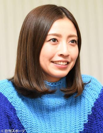 片瀬那奈が30日付で所属事務所の研音を退社、今後、フリーで活動する予定