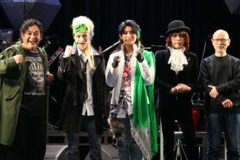 7MEN侍の本高克樹「去年よりグレードアップ」舞台「ロビン-」公開稽古