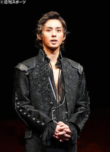 キスマイ藤ケ谷太輔「命を削ってその日に出し切る」主演ミュージカル初日