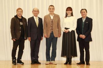 柄本明、笹野高史、佐藤B作が涙「戦友ですよ。本当に…」舞台共演に感無量