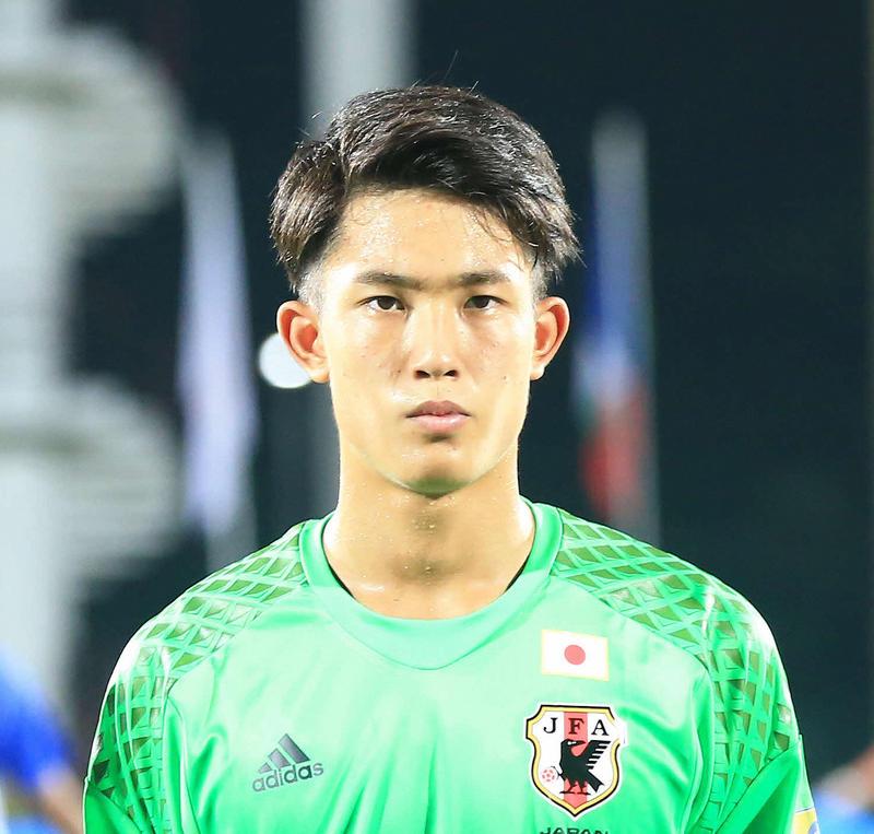 G大阪堂安以来の飛び級、イケメンGK谷トップ昇格 - J1 : 日刊スポーツ