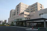 完成した鳥取赤十字病院の新本館