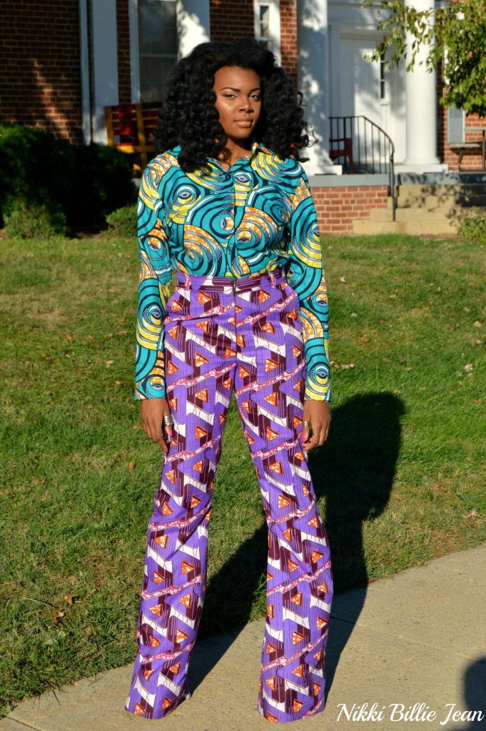25th-birthday-nikki-billie-jean-purple-ankara-print-blazer-high-waisted-wide-legged-pants-suit-blue-ankara-print-longsleeve-button-up-shirt-10