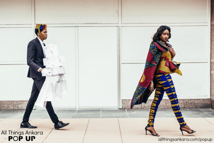 Shopping Like A Boss All Things Ankara Pop Up 2017 Campaign 6
