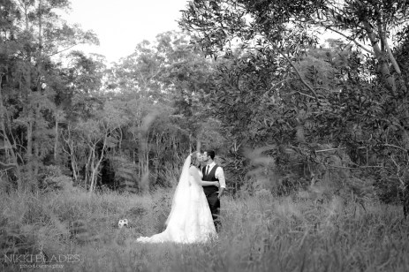 Wedding Photographer Sunshine Coast {Nikki Blades Photography}