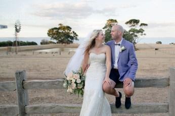 Wedding Photographer Phillip Island {Nikki Blades Photography}