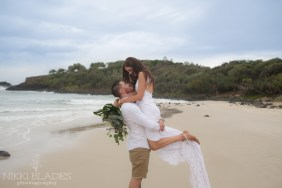 Wedding Photographer Fingal Heads {Nikki Blades Photography}