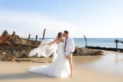 NIKKI BLADES PHOTOGRAPHY - Tangalooma Moreton Island Wedding Photographer
