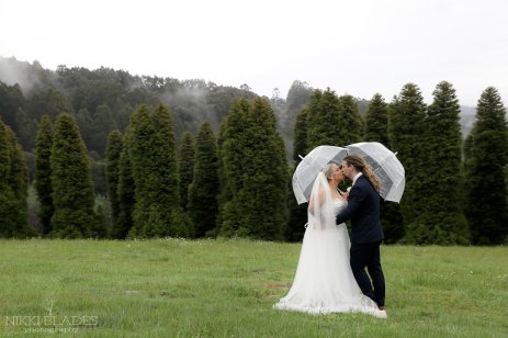 Wedding Photographer Dandenong Ranges {Nikki Blades Photography}
