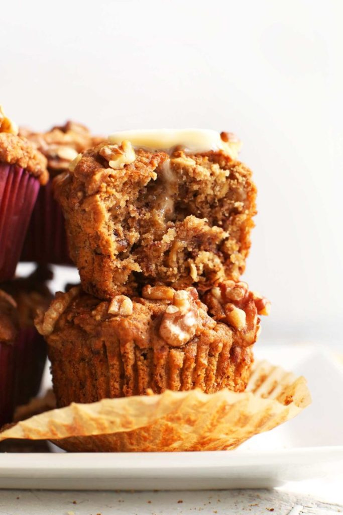 THE-BEST-Vegan-Gluten-Free-Banana-Nut-Muffins-Tender-moist-nutty-perfectly-sweet-SO-tasty-1-bowl-required-vegan-glutenfree-banana-muffins