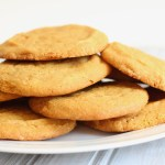 Healthy Gluten Free Pumpkin Cookies
