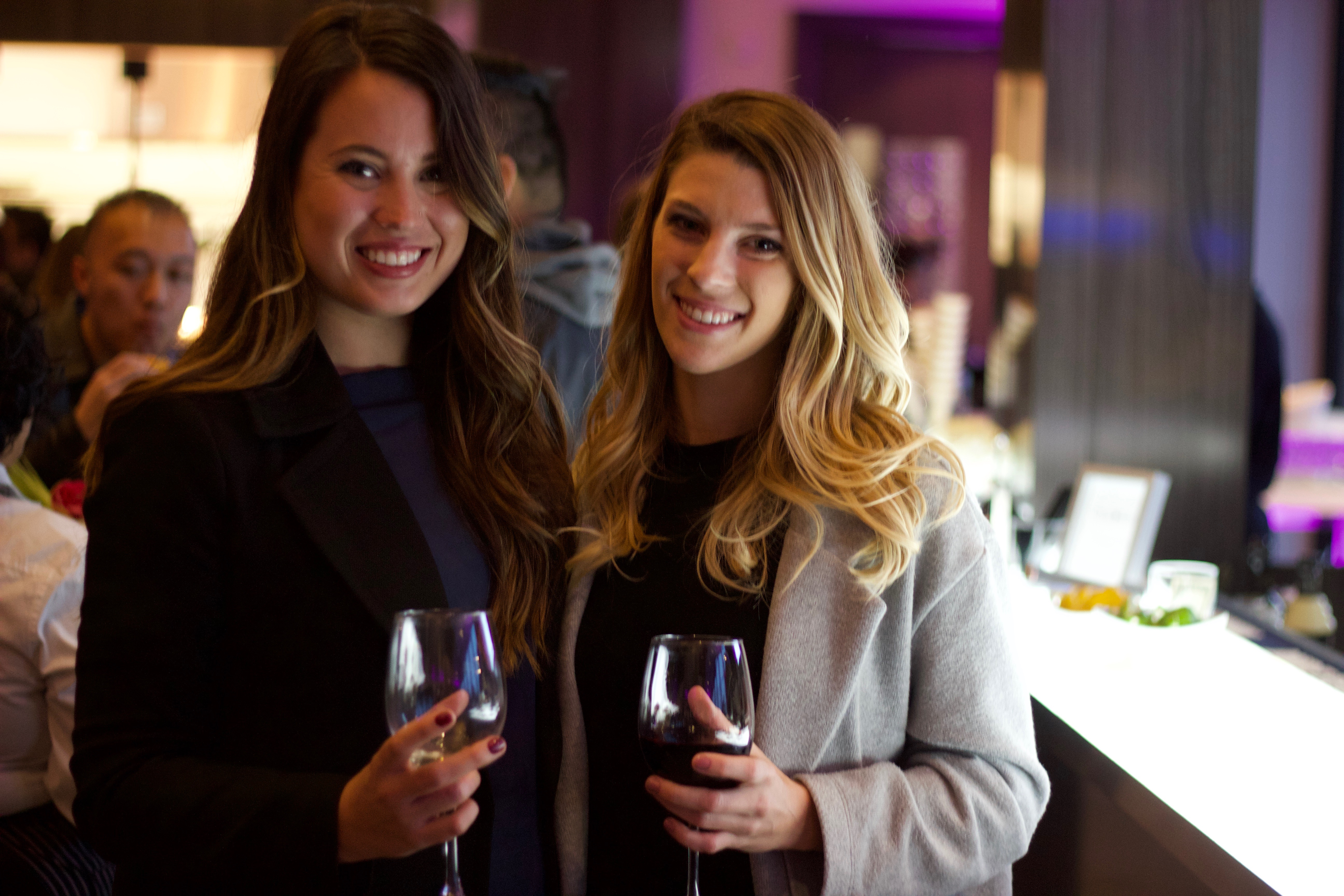 Le Chateau Parc - Vineyard Restaurant - Vaughan, Ontario - Food Blogger Event
