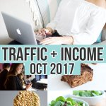 October 2017 Traffic and Income Report