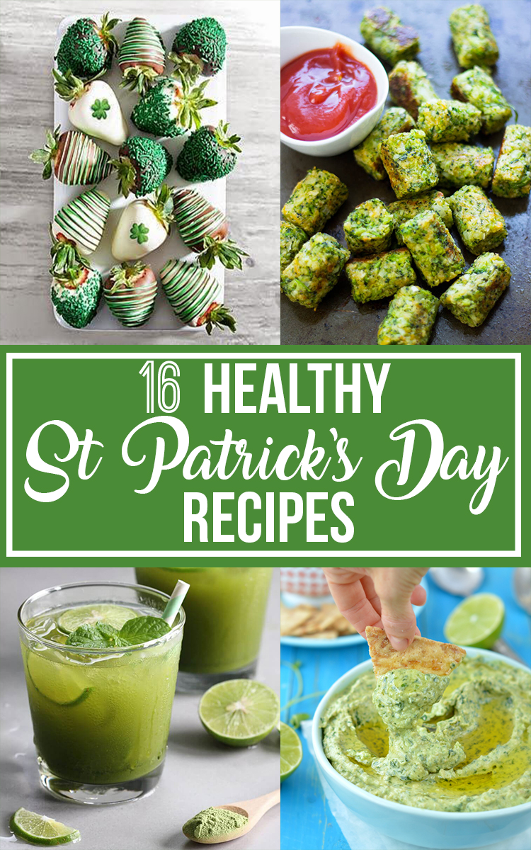 16 St Patrick's Day Healthy Recipes    Nikki's Plate